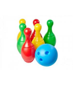 Игрушечный боулинг для детей, ТехноК 2780