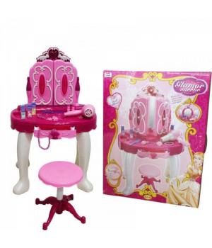 Столик туалетный со стулом 008-19