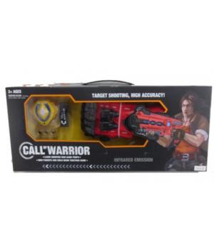 "Электронный лазерный бластер, ""Call Warrior"", MIC"