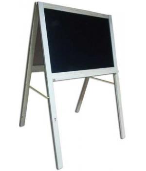 Мольберт двухсторонний 60 х 40 см (неокрашенный) 82788