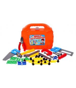 Набор инструментов в чемоданчике (46 шт) 4388