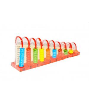 Развивающая игрушка счеты-арифметичкие с цифрами, Руди