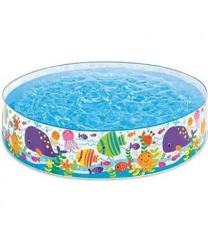 Детский каркасный бассейн Интекс