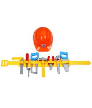 Набор инструментов для мальчика ТехноК (11 элементов) 4401
