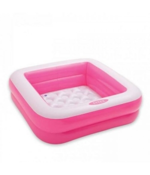 Надувний басейн (рожевий) 57100