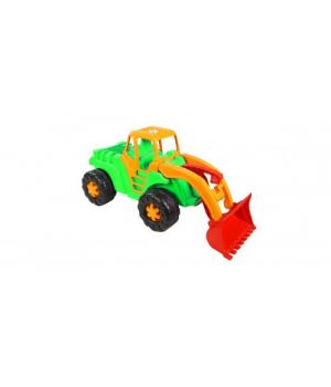 Детский трактор игрушка (салатовый) 150