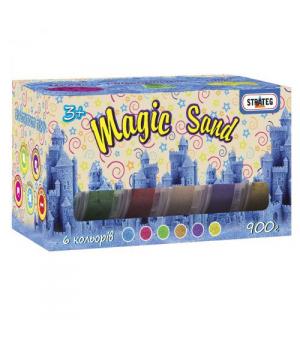 """Кинетический песок """"Magic Sand"""", 6 цветов 51000"""