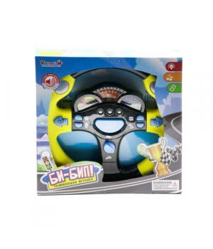 Детская игрушка руль музыкальный, ZYE-E0131