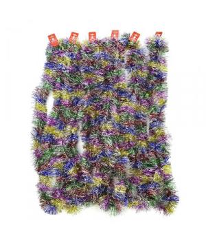 Дождик разноцветный, 12 штук C30475