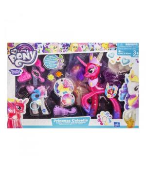 """Игровой набор """"My Little Pony: 2 пони с аксессуарами"""" (розовый) 1092"""