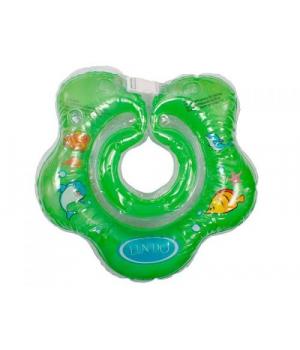 Надувной круг на шею для купания новорожденных, Lindo