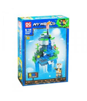 "Конструктор ""Minecraft"" 143 детали Е270"