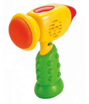 Интерактивная детская игрушка молоточек, 2201C