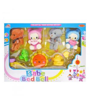 """Игрушка карусель для кроватки, """"Babe Bed Bell"""" 3006"""
