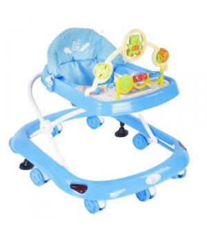 Ходунки детские для малышей, голубой JOY 258
