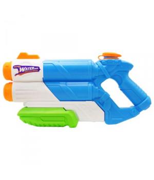 Водный пистолет Water Attack, 38 см, голубой YS358