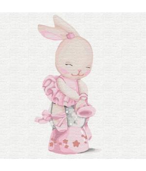 """Картина по номерам """"Маленькая звёздочка"""" ★★★ КНО2346 30х30 см"""