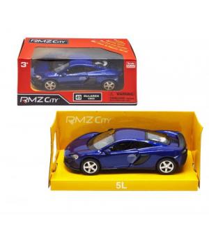 """Машинка """"McLaren 650 S"""", синий 554992"""