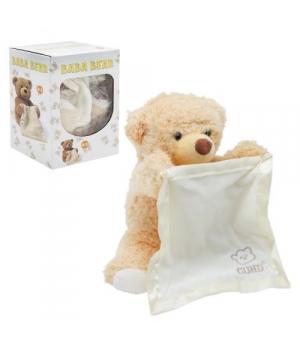 """Мягкая игрушка """"Baba Bear: Медведь"""" M1972R"""