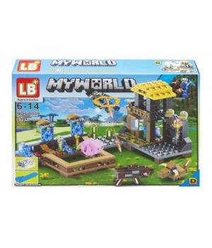"""Конструктор """"Minecraft"""", D 559"""