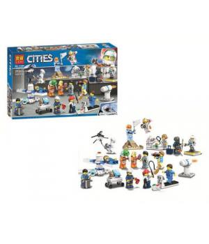 """Детский конструктор """"Minecraft - Майнкрафт - Майнкрафт. Изучение космоса"""", 239 дет 11384"""