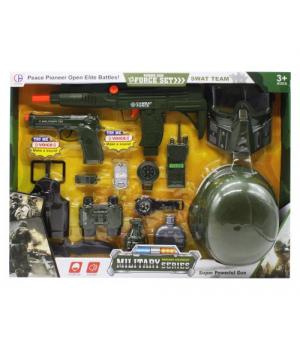 """Игровой набор """"Power Gun"""", зеленый CH850A-2/CH850B-2"""