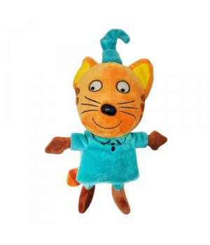 Кот Компот мягкая игрушка, 20 см, Три кота