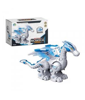 """Хло2039 [9789-30] Робот """"Динозавр"""" озвучений, зі світлом, в коробці 9789-30"""