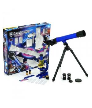 """Набор исследователя """"Microscope&telescope"""" CQ031"""