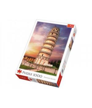 """Пазлы """"Пизанская башня"""", 1000 элементов 10441"""