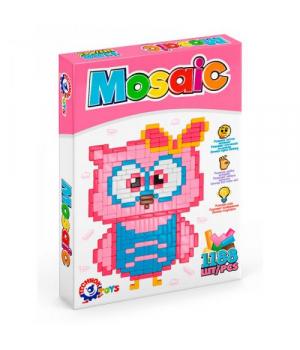 Детские наклейки мозаика, 1188 дет 7020