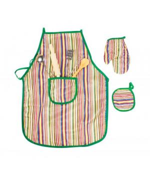 """Фартук детский набор """"Шеф-повар"""" WQ5104"""