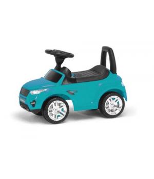 Детская машинка для катания ногами, толокар (бирюзовая) 2-005-T