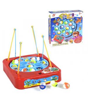Игрушка музыкальная рыбалка Fishing Game, FJ5002-1A