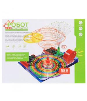 Электронный Детский конструктор (589 вариантов сборки) ZYB-B3142