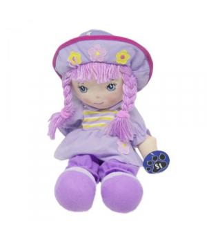 Мягкая кукла (фиолетовый) R2016C