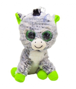 "Мягкая игрушка ""Глазастик зебра"" SP 96027"