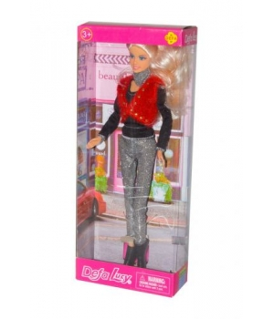 """Детская Кукла """"Defa Lucy"""" (в серебряных штанах) 8273"""