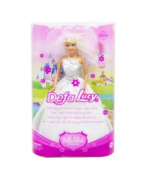 Игрушка кукла Невеста ( в белом) 6091