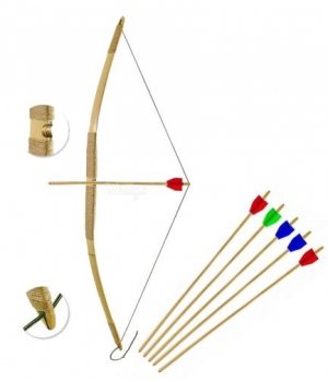 Лук детский бамбуковый ЛукДет1