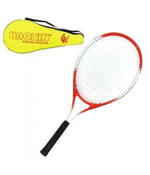 Детская ракетка для тенниса, красная, 67x28, C34532