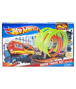 """Детский Автотрек """"Hot Wheels: Multiple Loop"""" 8804"""