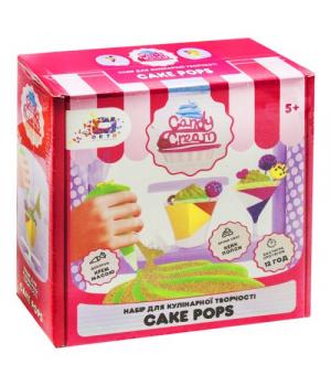 """Лепка из пластилина сладости """"Candy cream. Cace Pops"""" 75001"""