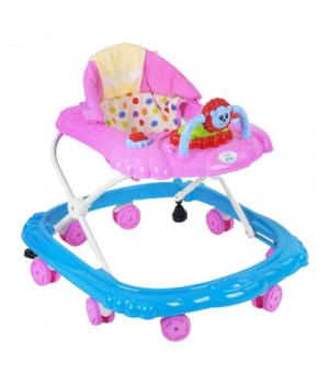 Ходунки для малышей, розовый JOY 9188