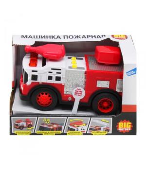 Пожарная машинка игрушка, свет, звук 2018-1AB