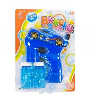 """Пистолет для мыльных пузырей """"Машинка"""""""