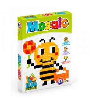 Детские наклейки мозаика, 1188 дет 7525