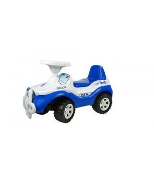 Машина каталка Джип, толокар синий, Орион