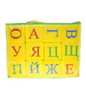 """Развивающие кубики буквы """"Русский алфавит"""", Бамсик"""