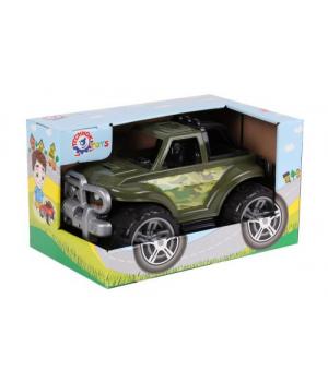 """Машинка """"Военный внедорожник"""" 5019"""
